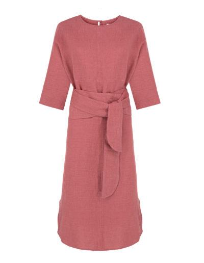 wildnslow_ADONIS zero waste dress_goji_4
